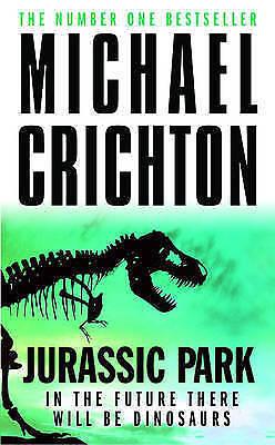 1 of 1 - Jurassic Park  Jurassic World Mass Market Paperback Brand New 9780099282914