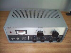 Vintage Knight T 60 Ham Radio Transmitter Ebay