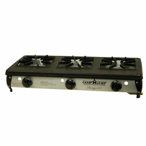 Camp Chef Ranger III  Blind Stove  outlet factory shop