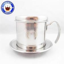 JIMISI Vietnamese Vietnam Coffee Ca Phe Phin Filter Press Maker Dripper