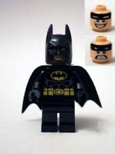 LEGO - Batman - Dual Sided Head Grin and Angry Face - Mini Fig / Mini Figure