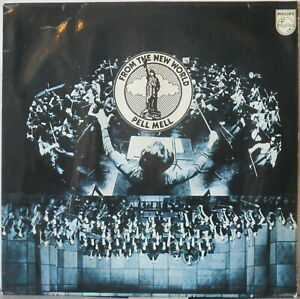 PELL-MELL-From-the-New-World-LP-1970s-German-Prog-Rock-Original-Press-on-Philips