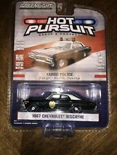 Greenlight 1//64 Hot Pursuit 1967 Chevrolet Biscayne Wisconsin State OVP 111011
