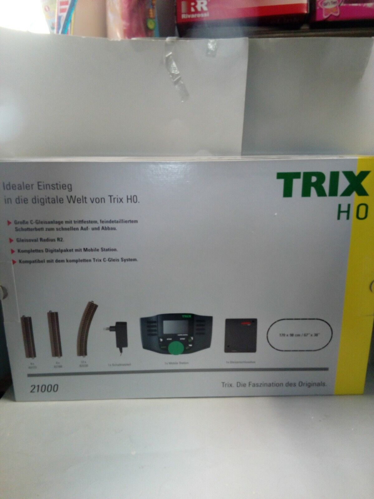 Trix 21000 Digital estrella Set HO