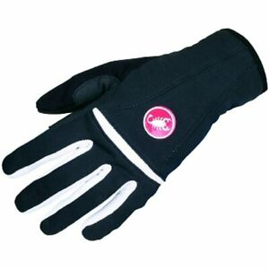 Castelli-Cromo-Glove-Size-Women-039-s-S-New-with-Packaging-Wind-Stopper