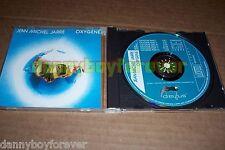 Jean Michel Jarre Oxygene NM Canada dreyfus CD Disque Americ