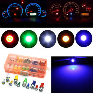 40PCS-Car-Truck-T5-amp-T10-LED-Bulbs-for-Panel-Dashboard-amp-Parking-amp-License-amp-Tail-light