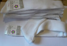 5 Pair Extra Long White Socks. 5 pairs all Thigh High. Perfect for Presents