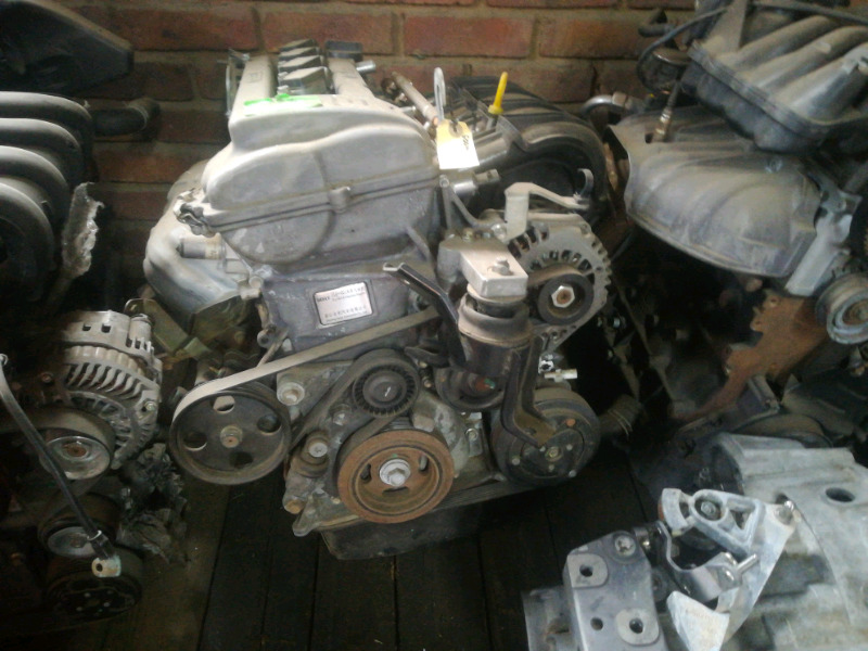 Geely 4g18d complete engine on sale
