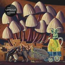 LEPROUS - BILATERAL (LP RE-ISSUE 2017)  2 VINYL LP+CD NEW+