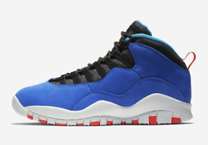 hot sale online b077a 5d8f3 Image is loading New-Air-Jordan-Youth-Retro-10-GS-Shoes-