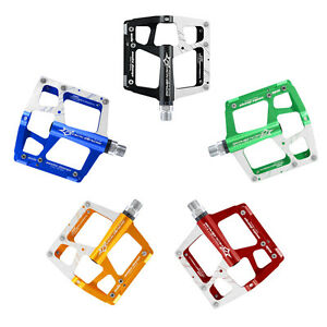 RockBros MTB Road Bike Aluminum Alloy Three Sealed Bearings Pedals