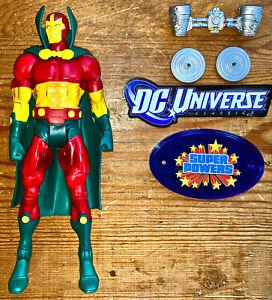 DC-Classics-New-God-Kalibak-Build-A-Figure-Wave-Mr-Miracle-amp-Stand-Complete-Lot