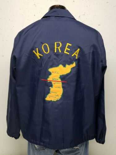 Vintage 70's Korea Souvenir Jacket Men's XL