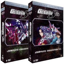 Mobile Suit Gundam Seed ( Kult Anime auf Deutsch ( 10 DVDs Komplette Serie )
