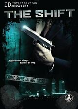 The Shift (DVD, 2009, 2-Disc Set) ID Channel * NEW *