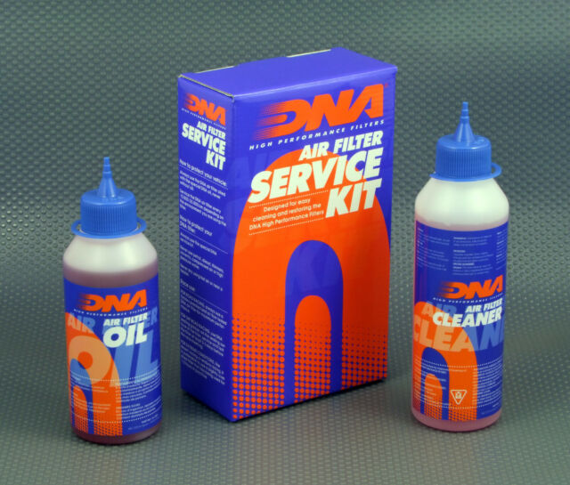 DNA Performance Air Filter Service Kit for Motorcycles DSK-3001