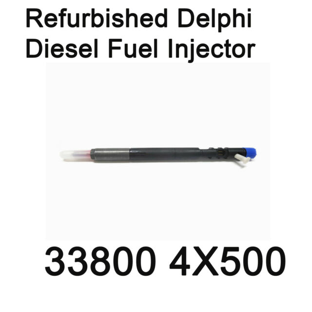 33800 4x500 Delphi Diesel Fuel Injector 4p for HYUNDAI TERRACAN KIA