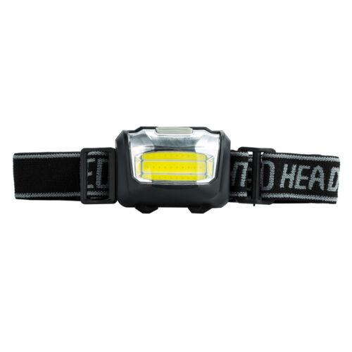 Headlamp 3W Cob Headlight Flashlight Hiking Fishing Camping Outdoor Lightin la