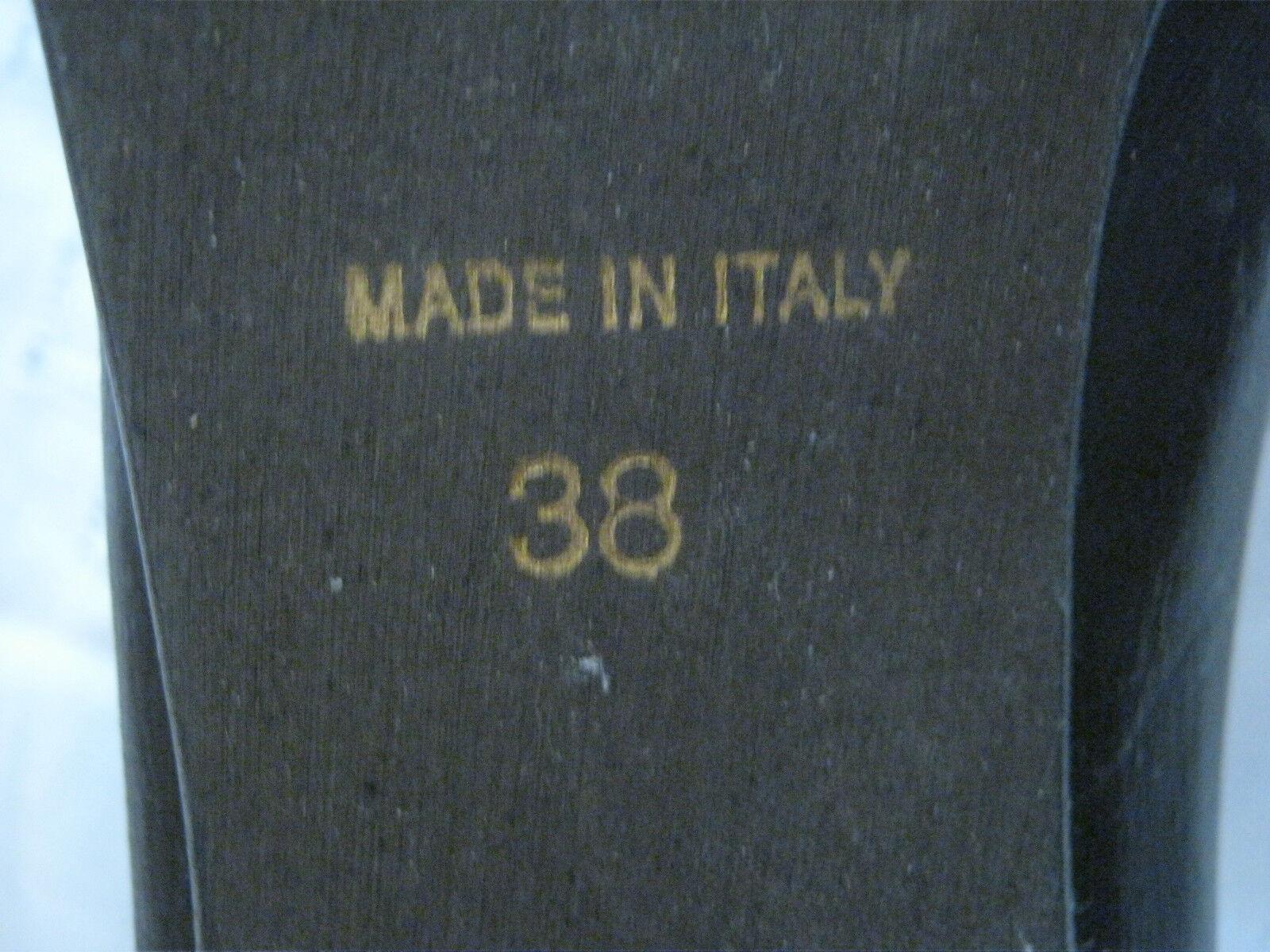 Neuwertig: wunderschöne 38 italienische Pumps in schwarz von Bata in 38 wunderschöne bzw 5 d89055
