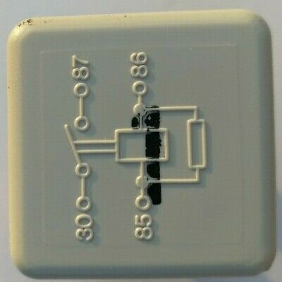 VW Seat No 1 Relay Multi Use Relay With Part No 171906383