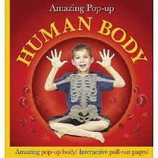 Amazing Pop-up Human Body Book ,NEW by DK