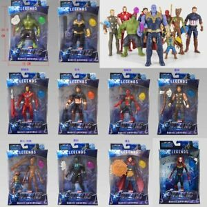 FIGURINE-MARVEL-LEGENDS-AVENGERS-INFINITY-WAR-ACTION-FIGURE-LED-HULK-THOR-THANOS