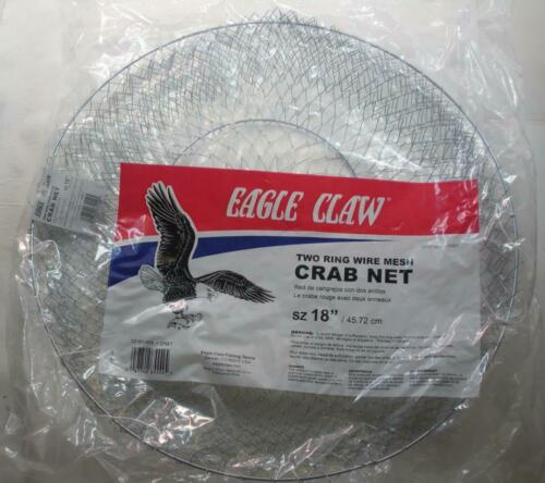 Eagle Claw 10161-009 Fil 2 Bague Crabe Net 23089
