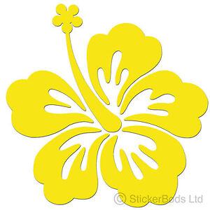 36 ORANGE DAISY FLOWER STICKERS DECALS for CarWallHome
