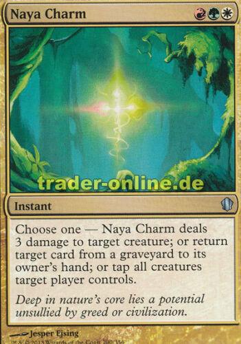 Amulett aus Naya Commander 2013 Magic Naya Charm