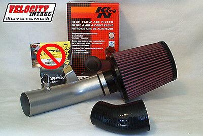 Raptor 700R Velocity Intake Kit with Large K&N Filter: Big Filter Big Power 700
