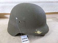 Original Bundeswehr BW Test Helm Gefechtshelm Schuberth 826 Beschusshelm