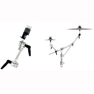 DW-Drum-Workshop-DWSM2031-Puppy-Bone-Angle-Adjustable-Cymbal-Arm-Extension