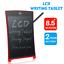 8-5-034-LCD-eWriter-Tablet-Writting-Drawing-Pad-Memo-Message-Boards thumbnail 1