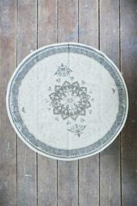 Nostalgie-Vintage-Teppich-Laeufer-Dusty-Flower-120-cm-Jeanne-d-Arc-living-NEU
