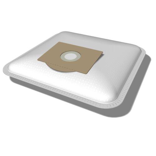 10  Staubsaugerbeutel  geeignet für Fakir S 200-250 Serie