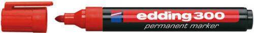 rot Edding; #Edding# 30... 1,5-3 mm Permanentmarker edding 300 nachfüllbar