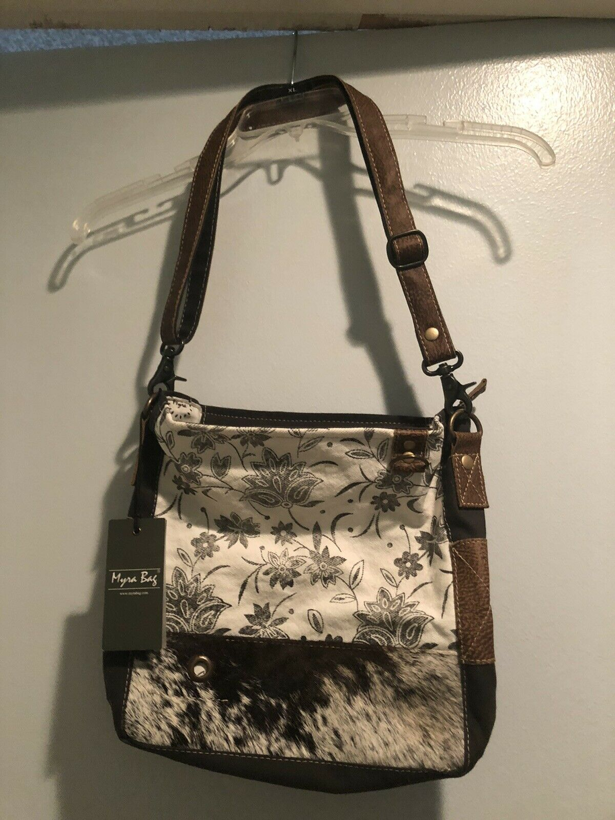 Myra bag Albino shoulder Bag, New with tags