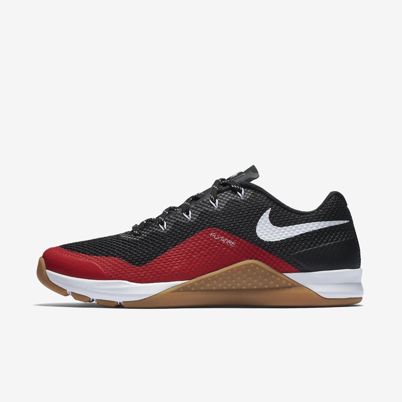 Men's Nike Metcon Repper DSX College Ohio State Training Shoes Sz 7.5 921215 001