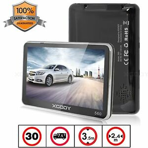 XGODY-5-INCH-CAR-TRUCK-GPS-SAT-NAV-NAVIGATION-SYSTEM-WITH-POI-SPEEDCAM-FREE-MAPS