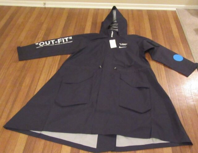 e41130a9b229 Nike X Off-white World Cup Jacket Size Large Black Football Mon Amour  Aa3256 010 for sale online