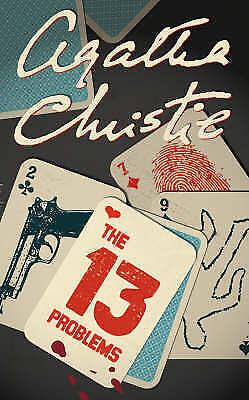 The Thirteen Problems (Miss Marple), Christie, Agatha, Good Book
