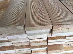 20 M Sibirische Larche Terrassendielen 3 00 M Terrassenholz Holz