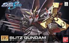 Gundam Seed 1/144 HG #R04 Blitz GAT-X207 Remaster Model Kit Remastered Bandai