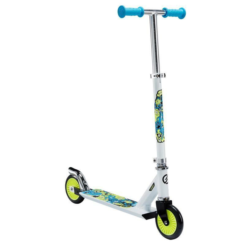 BEST PRICE  Play 3 Kids' Scooter - White Neon