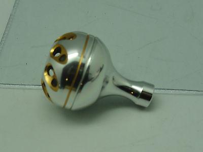 UJ PRK 30 mm KNOB FOR Daiwa Certate Exist Shimano Stella 1000~4000 REEL Blue//Sv