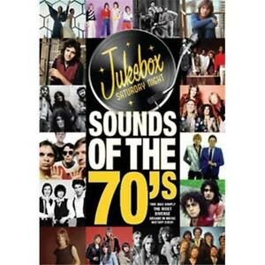 JUKEBOX-SATURDAY-NIGHT-SOUNDS-OF-THE-70-039-s-DVD-NEW-Suzi-Quatro-T-Rex-Slade-Knack