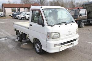 2004 DAIHATSU HIJET 4x4 MINI / KEI TRUCK RIGHT HAND DRIVE