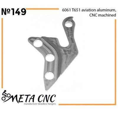 Derailleur hanger № 140 META CNC analogue PILO D450