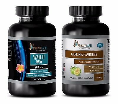 Weight Loss Protein Powder For Women Water Away Garcinia Cambogia Combo 742025064222 Ebay